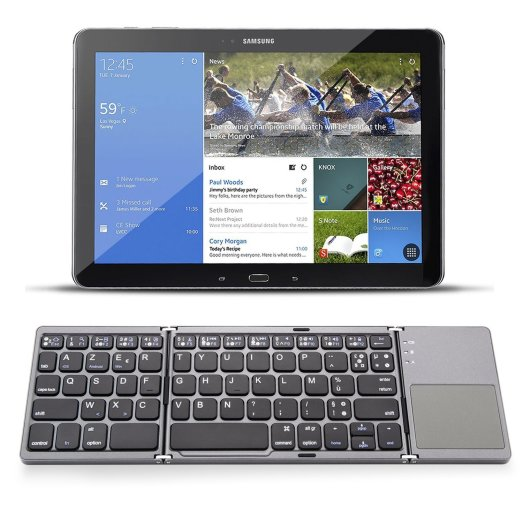 Jelly clavier portable pliable
