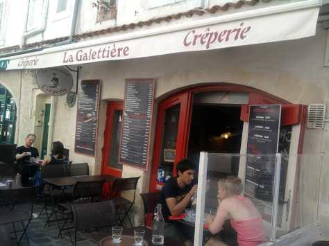 La Galettiere la Rochelle