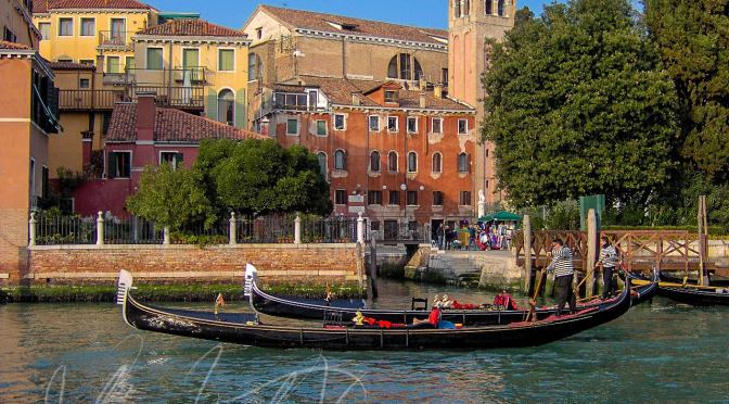 Pour la St Marc on va à Venise