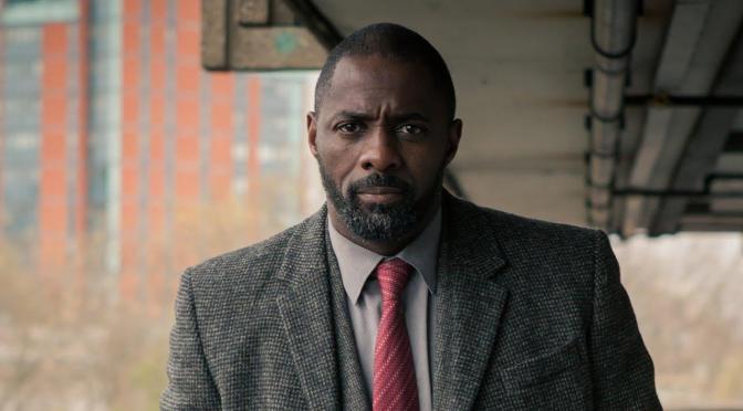 J'ai regardé Luther
